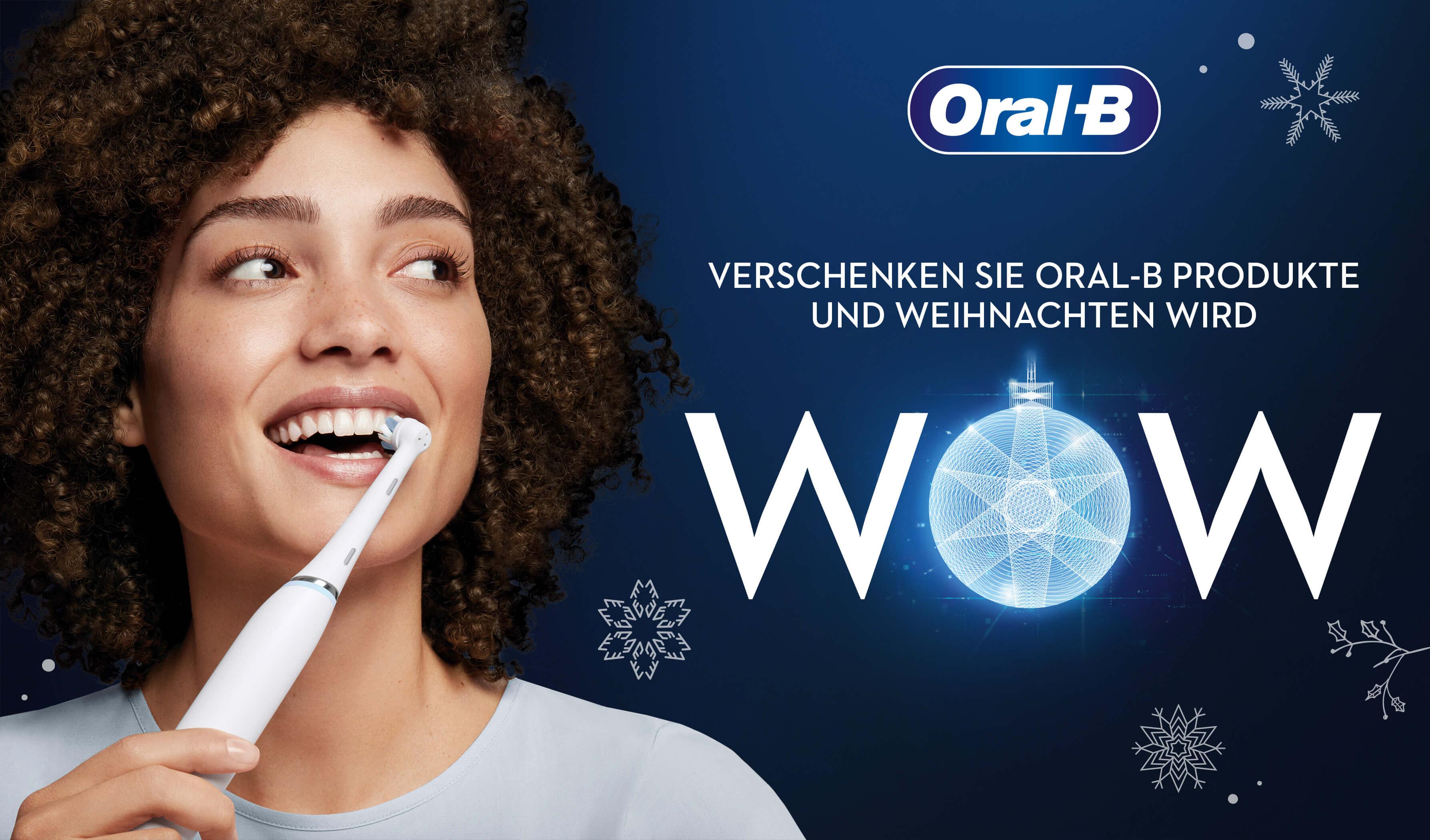 Oral B Cashback 2021
